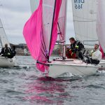 GB Happy Easter Regatta 2018 i Hellerup