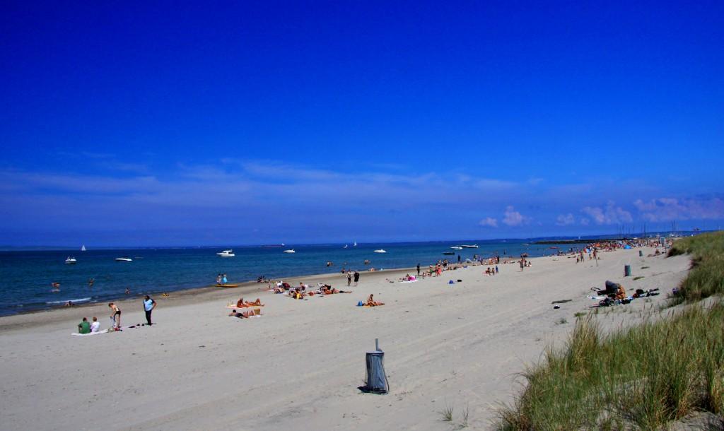 Hornbæk_Beach